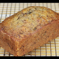 Scary Lady Sarah's Vegan Banana Bread Extraordinaire!